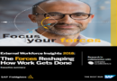 EXTERNAL WORKFORCES INSIGHTS 2018: THE FORCES RESHAPING HOW WORK GETS DONE