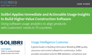 Solibri Applies Immediate and Actionable Usage Insights to Build Higher-Value Construction Software