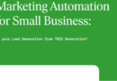 MARKETING AUTOMATION FOR SMALL BUSINESS: IS YOUR LEAD GENERATION FROM THIS GENERATION?