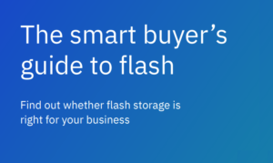 THE SMART BUYER'S GUIDE TO FLASH