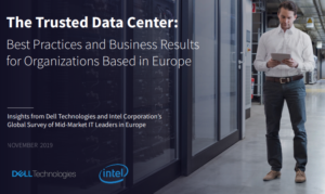 ESG E-BOOK: THE TRUSTED DATA CENTRE: BEST PRACTICES AND BUSINESS RESULTS FOR ORGANIZATIONS BASED IN EUROPE