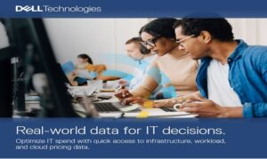 REAL-WORLD DATA FOR IT DECISIONS