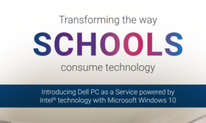 TRANSFORMING THE WAY SCHOOLS CONSUME TECHNOLOGY