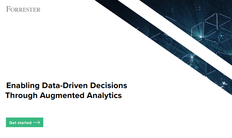 ENABLING DATA-DRIVEN DECISIONS THROUGH AUGMENTED ANALYTICS