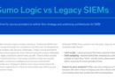 SUMO LOGIC VS LEGACY SIEMS